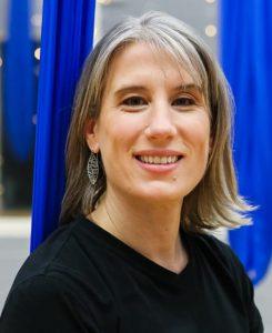 Stephanie Hughes pilates instructor